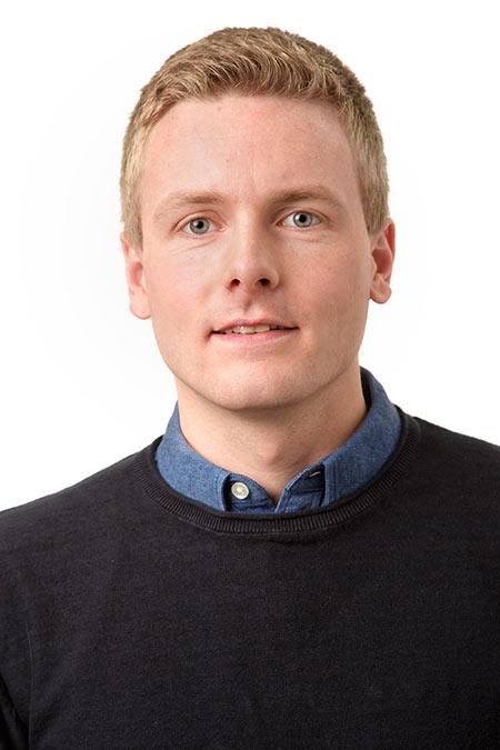 Simon Gramlich, Pressefoto