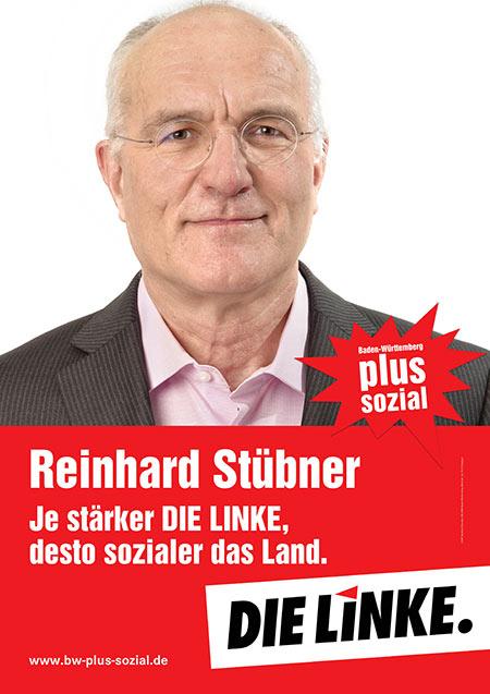 Reinhard Stübner, Plakat