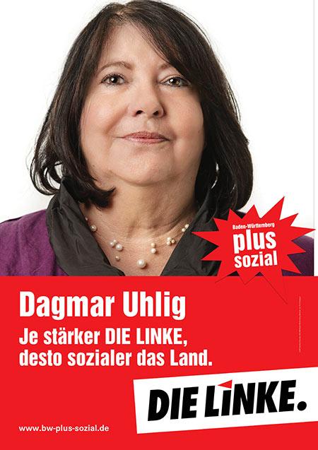 Dagmar Uhlig, Plakat