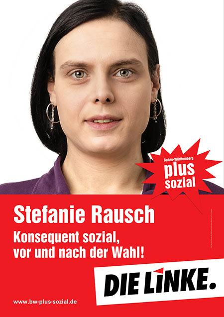 Stefanie Rausch, Plakat