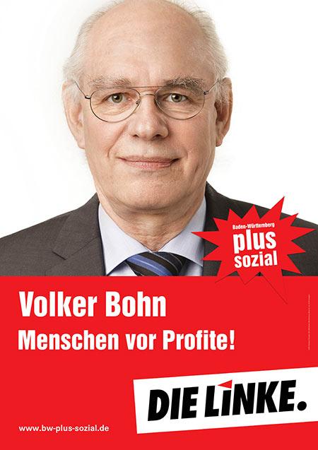Volker Bohn, Plakat