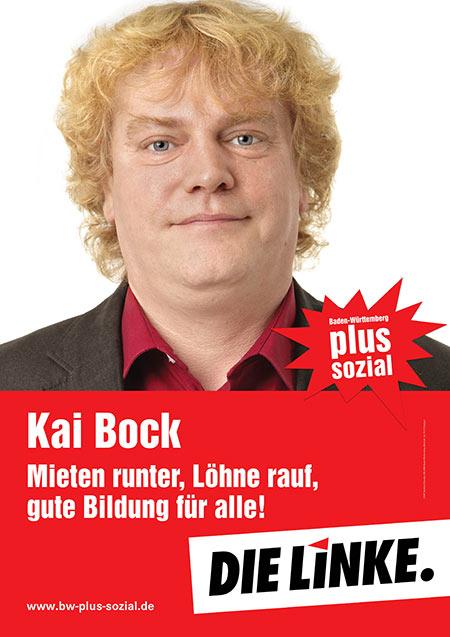 Kai Bock, Plakat