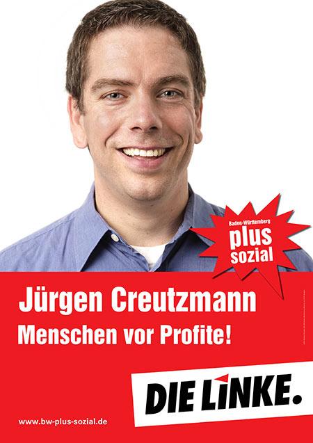 Jürgen Creutzmann, Plakat