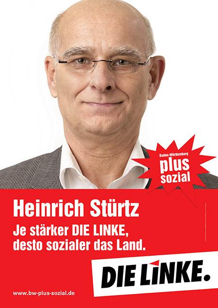 Heinrich Stürtz, Plakat