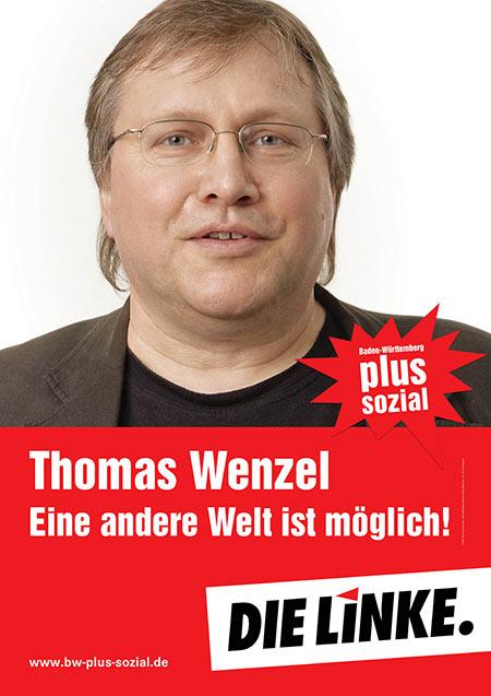 Thomas Wenzel, Plakat