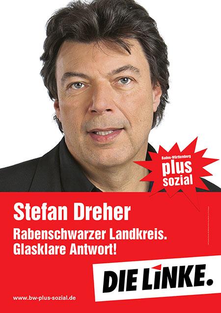 Stefan Dreher, Plakat