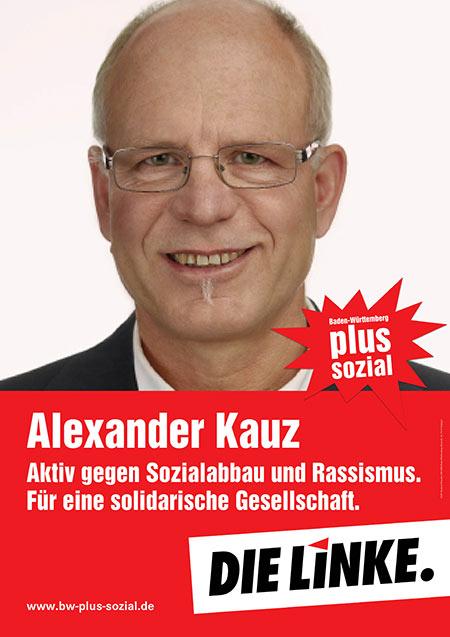 Alexander Kauz, Plakat