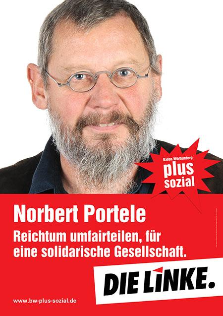 Norbert Portele, Plakat