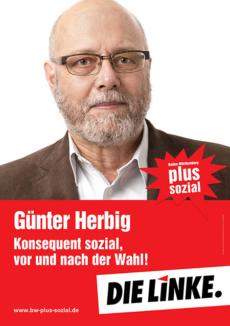 Günter Herbig, Plakat