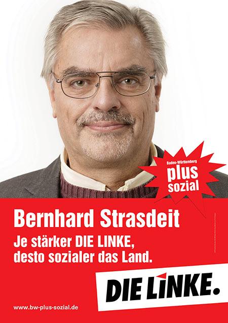 Bernhard Strasdeit, Plakat