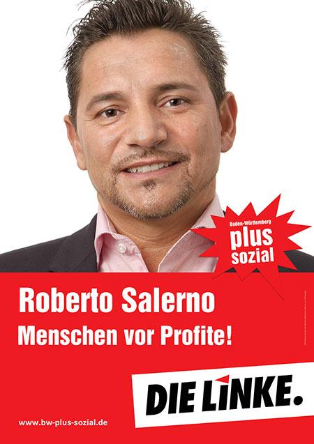 Roberto Salerno, Plakat